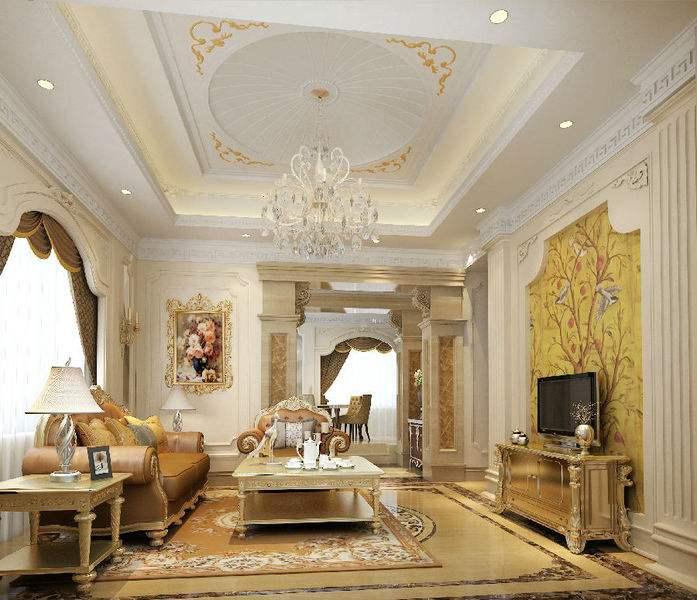 欧式装修,用集成墙饰,选麦爵克尔品牌
