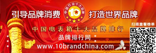 """""""2017年度中国电表箱十大品牌总评榜""""荣耀揭晓"""