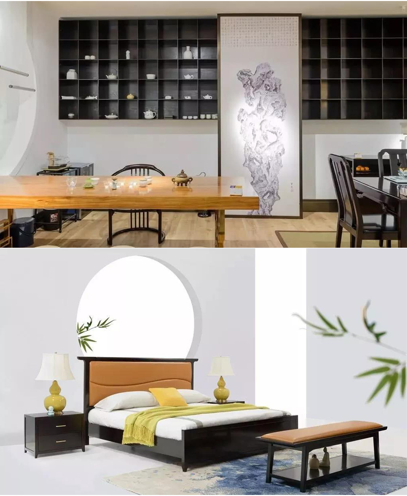斯可馨新中式家居:桃花源 江南富养了我